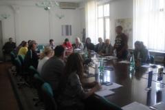 """Četvti radni sastanak """"Lokalne platforme za Rome"""""""