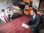 PGP Sisak zajedno s Centrom za socijalnu skrb u Sisku posjetio romsko naselje Capraške poljane