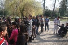 Posjeta romske djece Zoološkom vrtu Zagreb